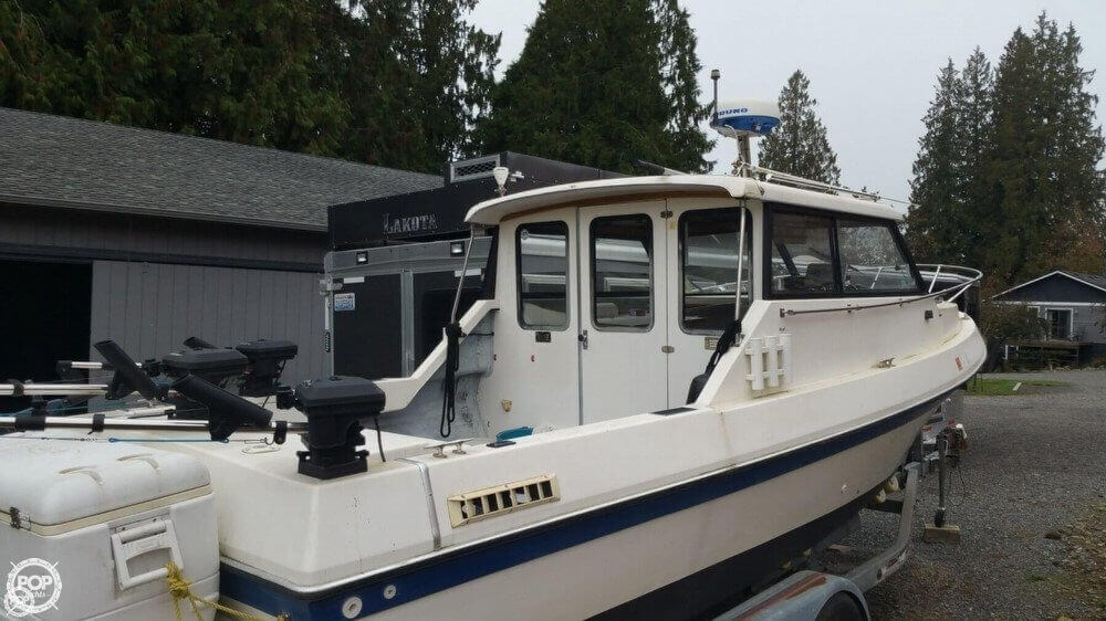 1990 Olympic Boat Co boat for sale, model of the boat is 23 & Image # 7 of 40
