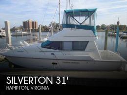1993 Silverton 31 Convertible