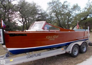 Chris-Craft 18 Deluxe Utility, 18, for sale