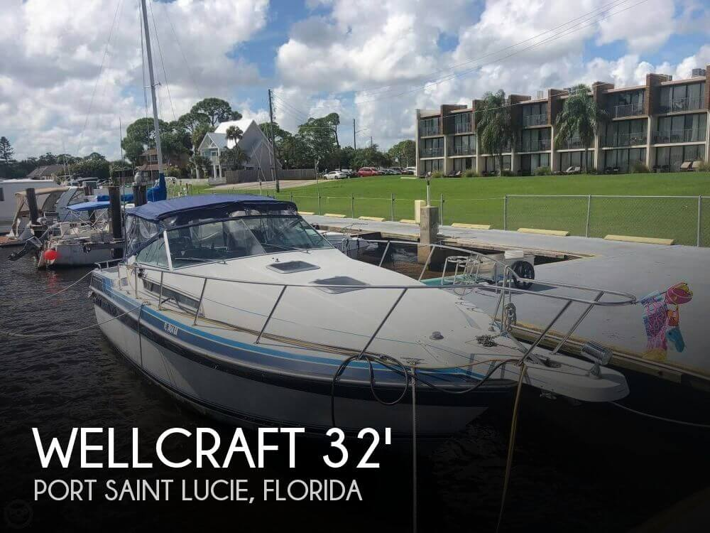 Used Wellcraft 32 Boats For Sale by owner | 1986 Wellcraft 32