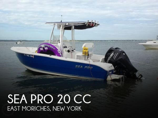 Used Sea Pro Boats For Sale by owner | 2008 Sea Pro 20
