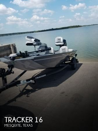 Used Tracker Boats For Sale in Texas by owner | 2018 Tracker 16