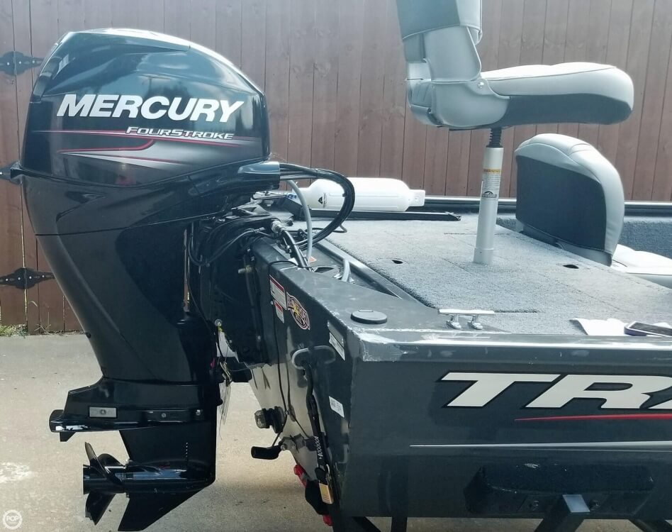 2018 Tracker Boats boat for sale, model of the boat is Pro 170 & Image # 32 of 40