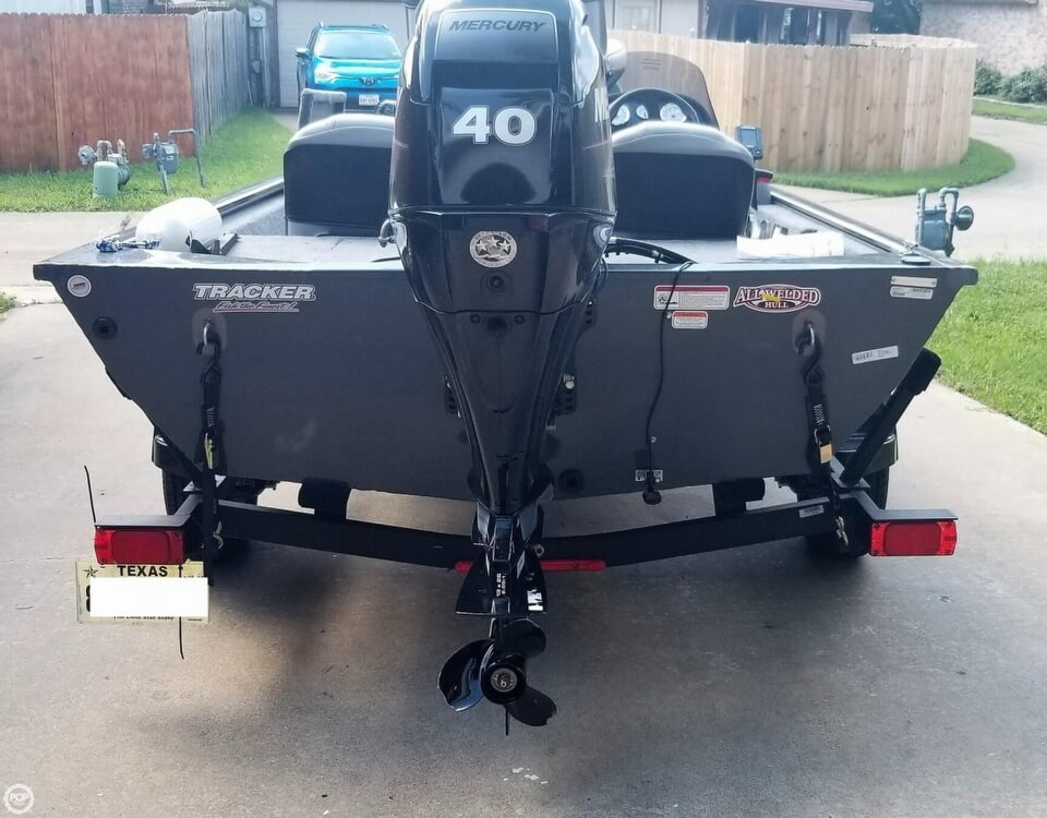 2018 Tracker Boats boat for sale, model of the boat is Pro 170 & Image # 4 of 40