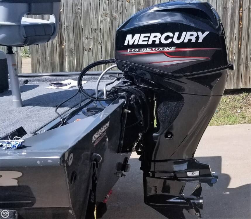 2018 Tracker Boats boat for sale, model of the boat is Pro 170 & Image # 37 of 40