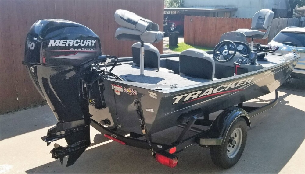 2018 Tracker Boats boat for sale, model of the boat is Pro 170 & Image # 2 of 40