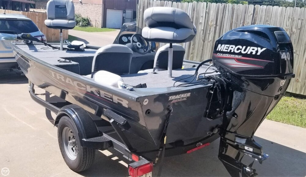 2018 Tracker Boats boat for sale, model of the boat is Pro 170 & Image # 3 of 40