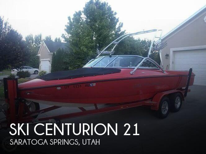 Used Ski Centurion Boats For Sale by owner | 2005 Ski Centurion 21