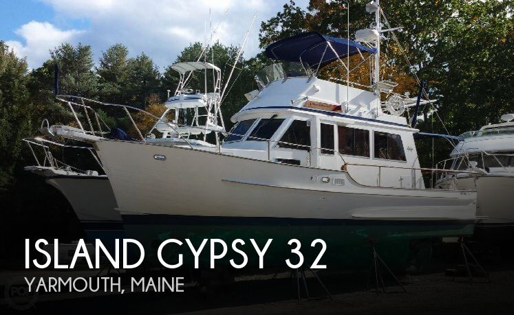 Used Island Gypsy Boats For Sale by owner | 1994 Island Gypsy 32
