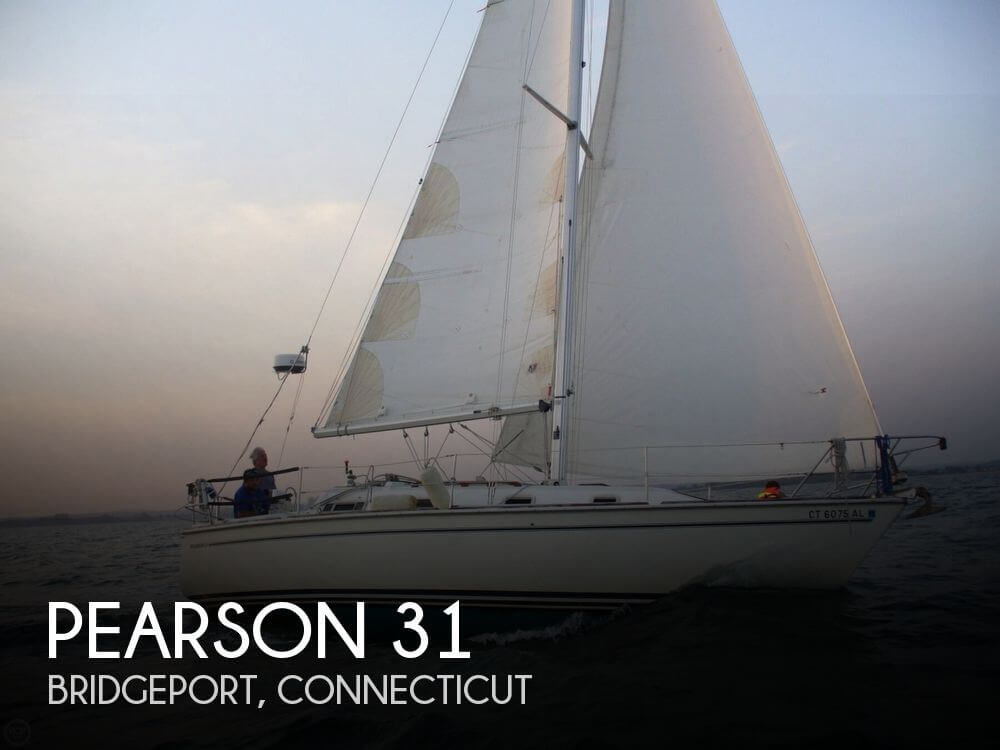 Used Pearson Sailboats For Sale by owner | 1990 Pearson 31