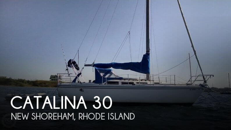 Used Sailboats For Sale by owner | 1980 Catalina 30