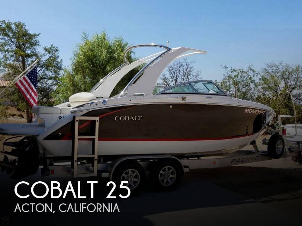 Used Power boats For Sale in Oxnard, California by owner   2014 Cobalt 25