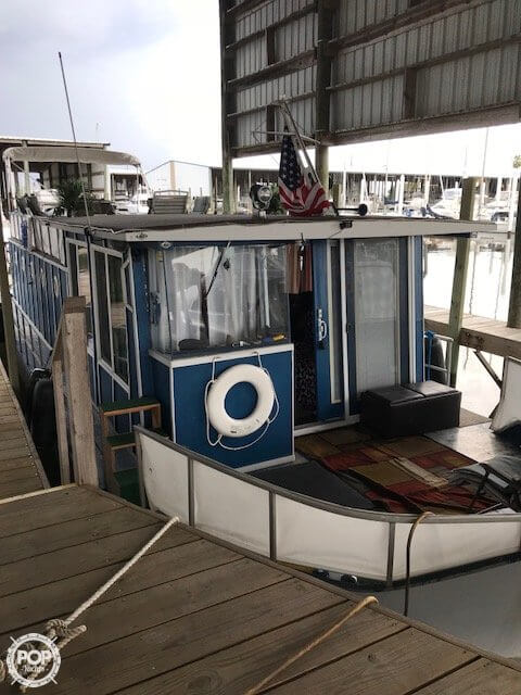 1965 Lazydays boat for sale, model of the boat is 50 & Image # 4 of 40