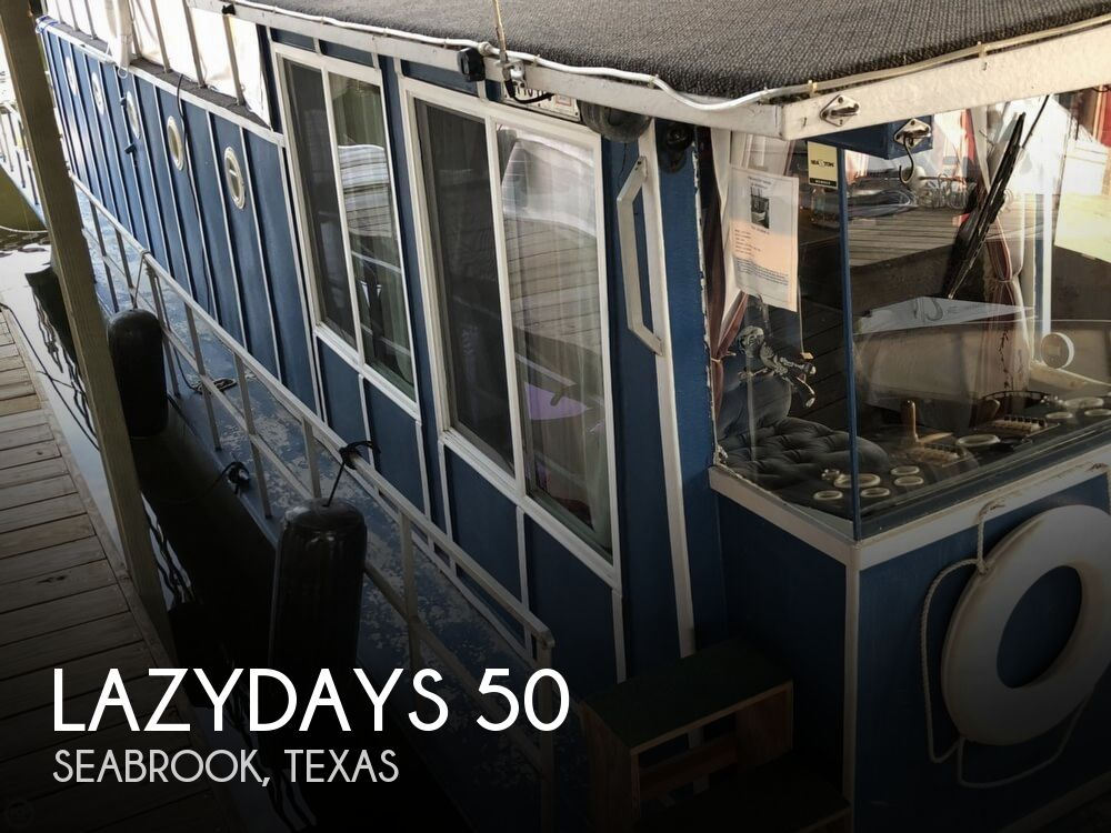 1965 Lazydays boat for sale, model of the boat is 50 & Image # 1 of 40