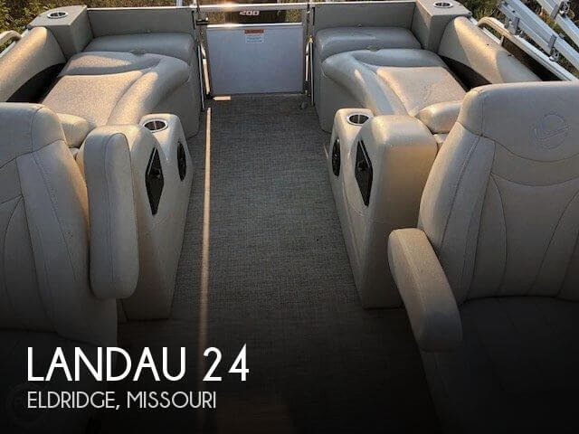 Used Boats For Sale in Springfield, Missouri by owner | 2016 Landau 24