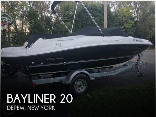 Used Bayliner 20 Boats For Sale by owner | 2017 Bayliner 20