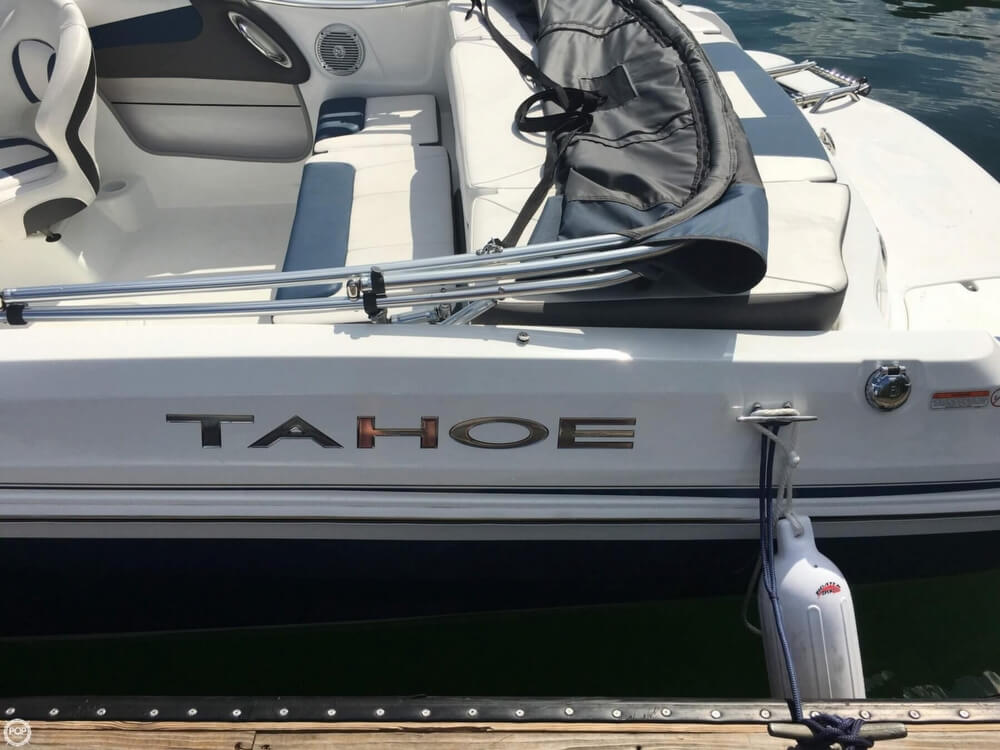2018 Tahoe boat for sale, model of the boat is 500 TF & Image # 18 of 40