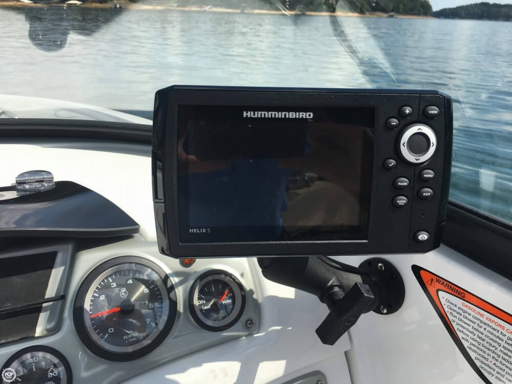 2018 Tahoe boat for sale, model of the boat is 500 TF & Image # 33 of 40