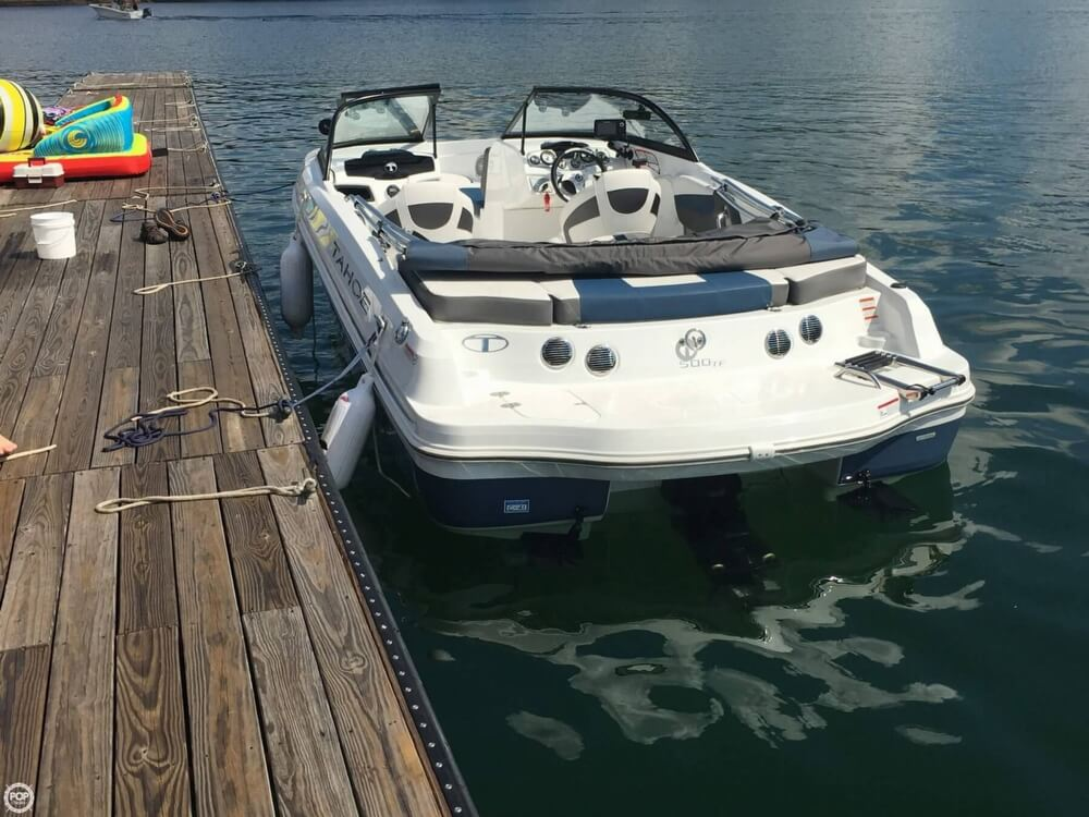 2018 Tahoe boat for sale, model of the boat is 500 TF & Image # 12 of 40