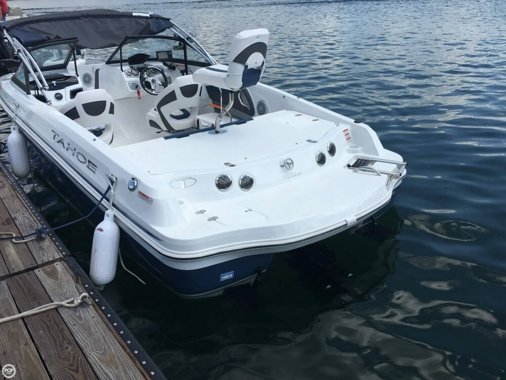 2018 Tahoe boat for sale, model of the boat is 500 TF & Image # 8 of 40