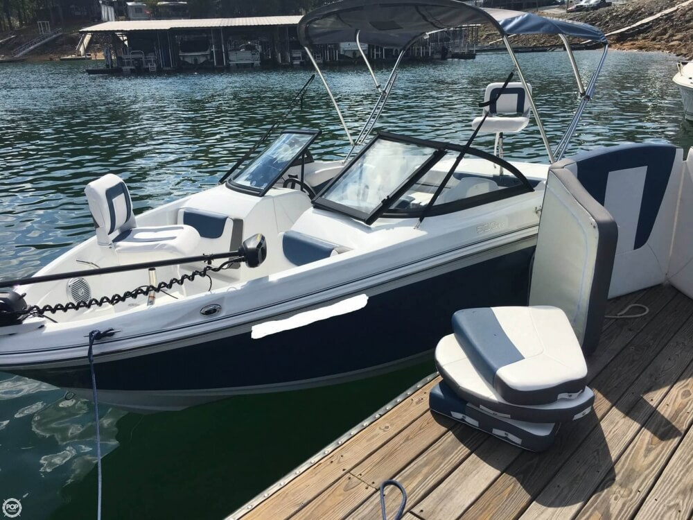 2018 Tahoe boat for sale, model of the boat is 500 TF & Image # 17 of 40