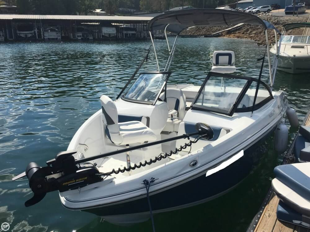 2018 Tahoe boat for sale, model of the boat is 500 TF & Image # 6 of 40