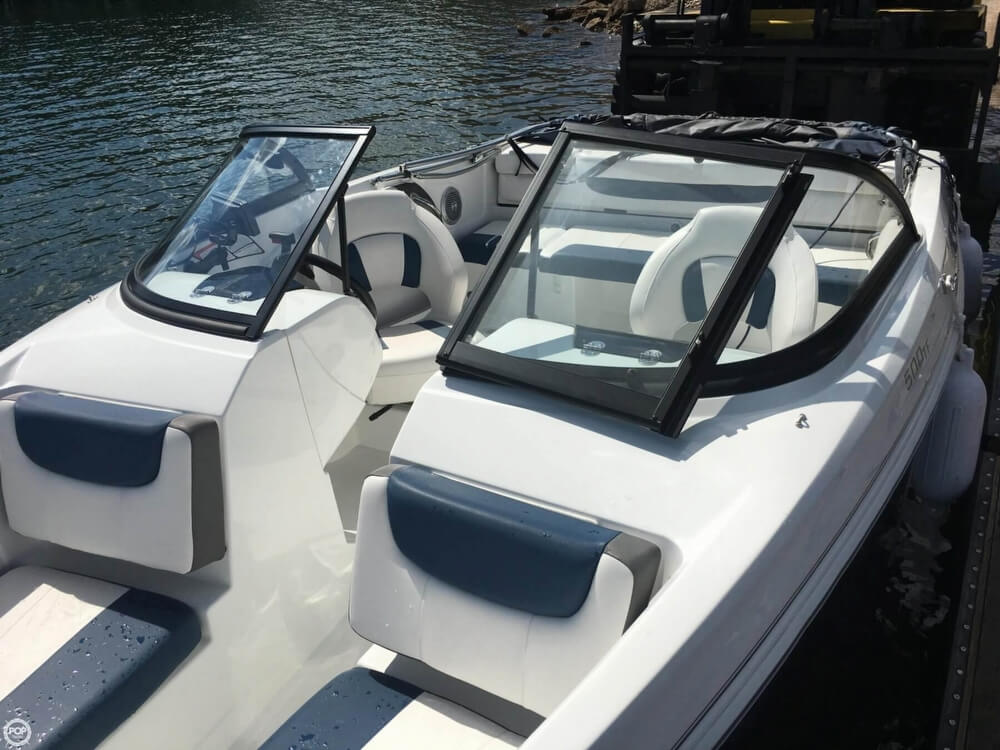 2018 Tahoe boat for sale, model of the boat is 500 TF & Image # 20 of 40