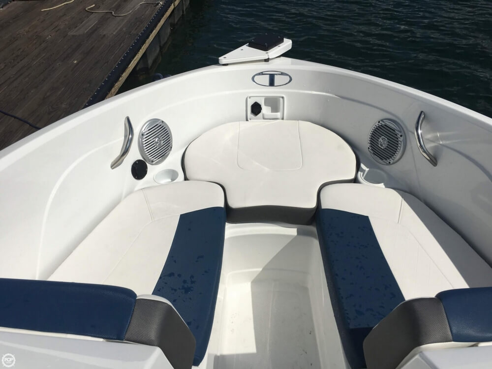2018 Tahoe boat for sale, model of the boat is 500 TF & Image # 22 of 40