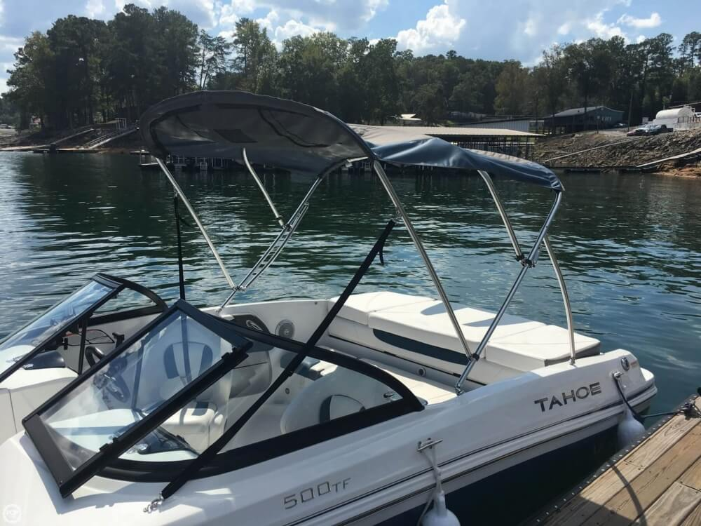 2018 Tahoe boat for sale, model of the boat is 500 TF & Image # 19 of 40