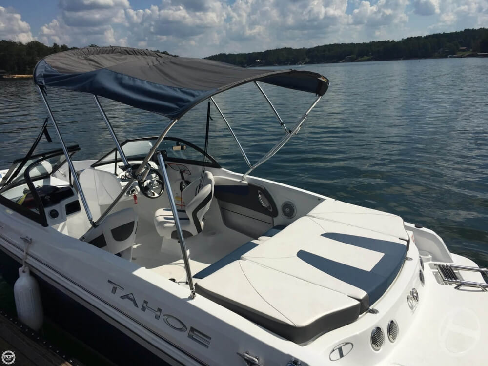 2018 Tahoe boat for sale, model of the boat is 500 TF & Image # 10 of 40