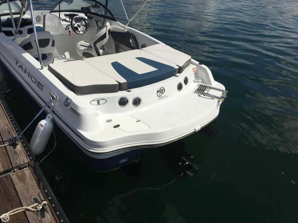 2018 Tahoe boat for sale, model of the boat is 500 TF & Image # 11 of 40