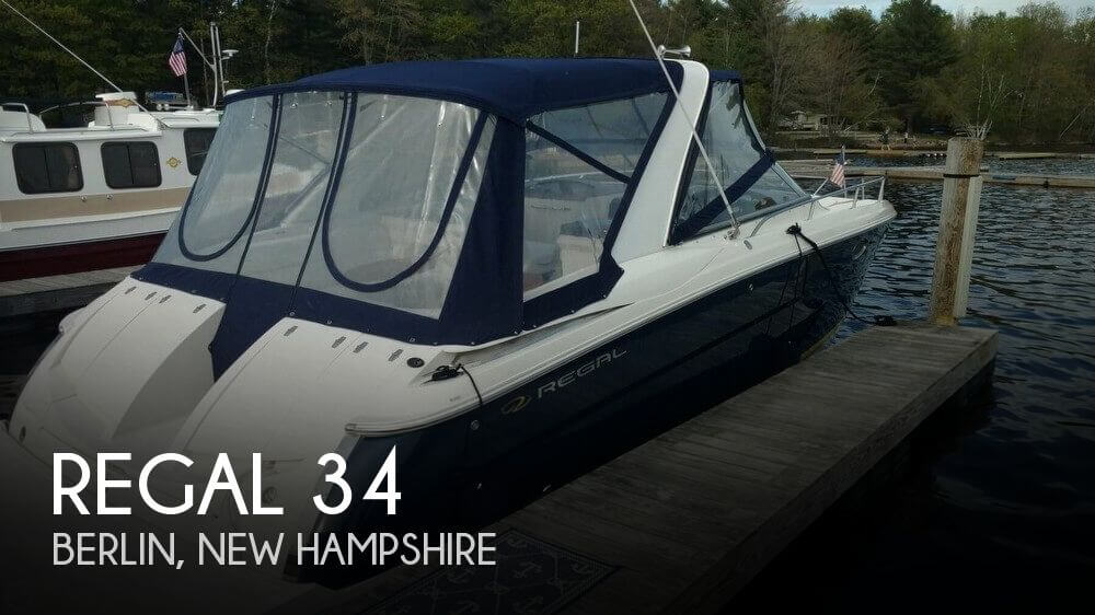 Used Regal 34 Boats For Sale by owner | 2006 Regal 34