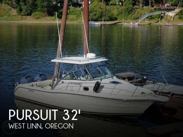 Used Boats For Sale in Portland, Oregon by owner | 2005 Pursuit 32