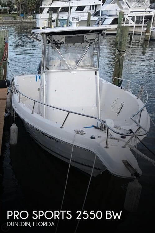 Used Pro Sports Boats For Sale by owner | 2005 Pro Sports 2550 CC