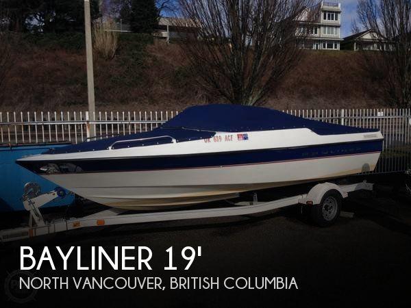 Used Bayliner 19 Boats For Sale by owner | 2005 Bayliner 19
