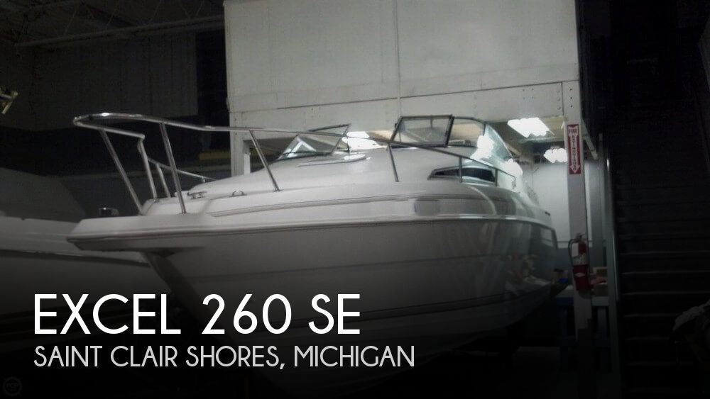 Used Wellcraft Boats For Sale in Michigan by owner | 1996 Wellcraft 26