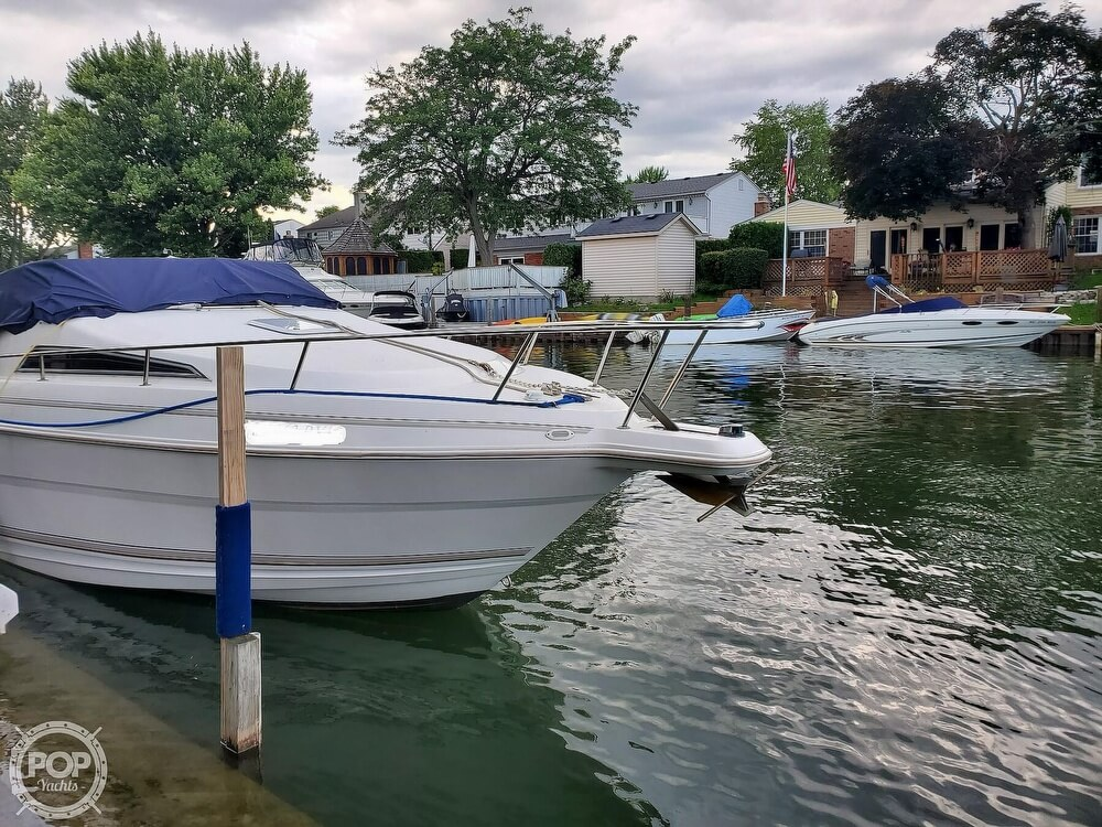 1996 Wellcraft boat for sale, model of the boat is 260 SE & Image # 2 of 40