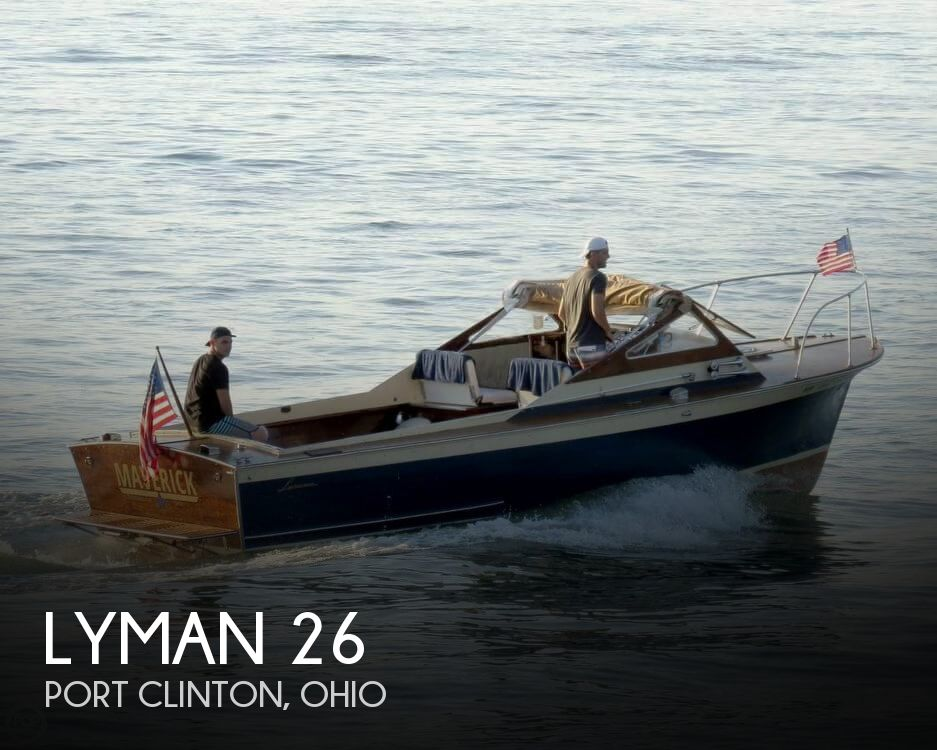 Used Lyman Boats For Sale by owner | 1970 Lyman 26