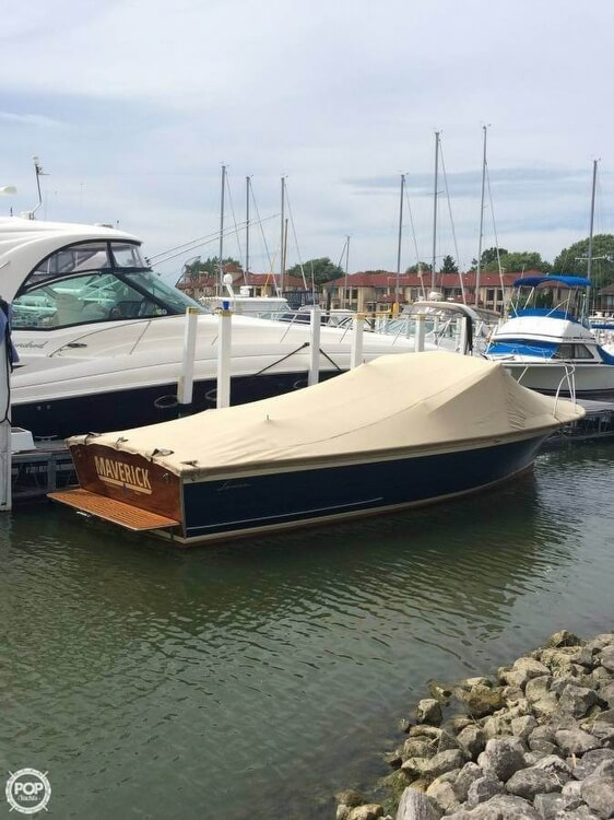 1970 Lyman boat for sale, model of the boat is 26 & Image # 13 of 15