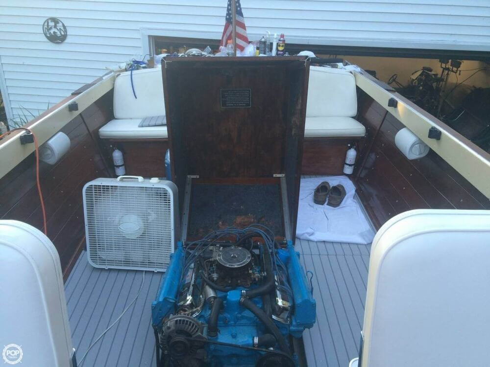 1970 Lyman boat for sale, model of the boat is 26 & Image # 5 of 15