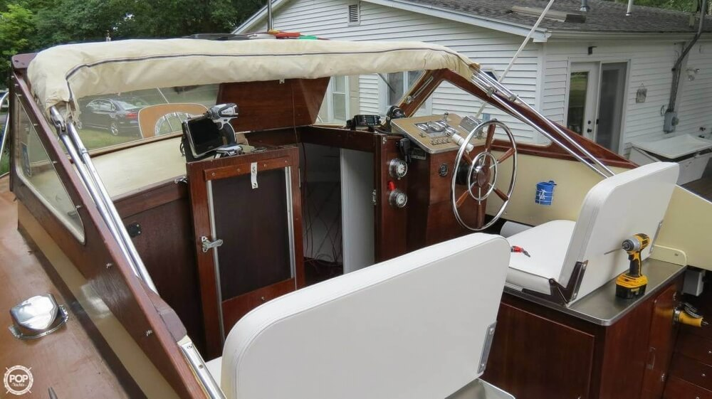 1970 Lyman boat for sale, model of the boat is 26 & Image # 6 of 15