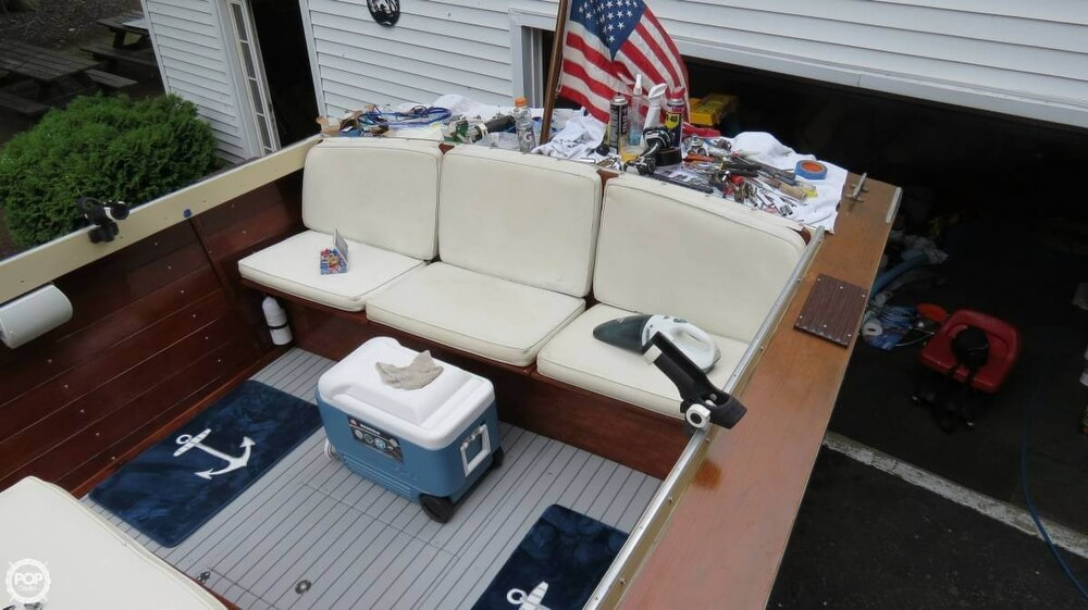 1970 Lyman boat for sale, model of the boat is 26 & Image # 8 of 15