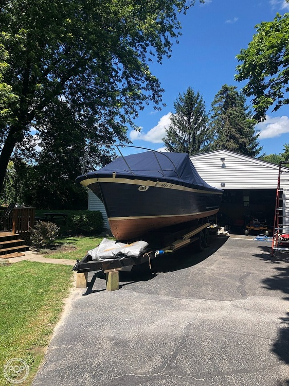 1970 Lyman boat for sale, model of the boat is 26 & Image # 3 of 15