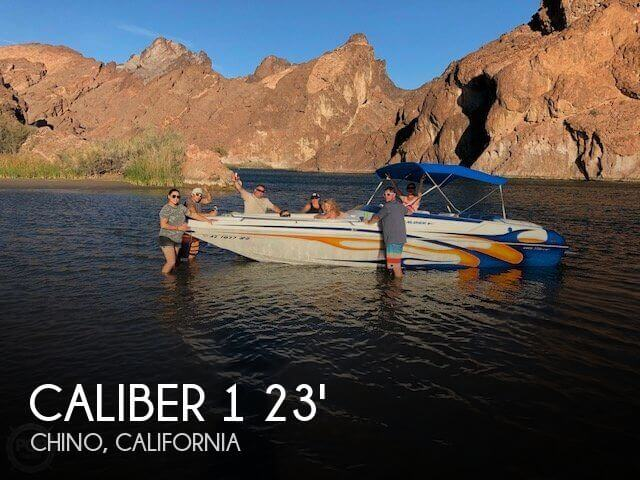 Used Caliber Boats For Sale by owner | 2004 Caliber 23