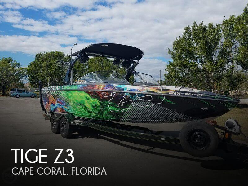 Used Tige Boats For Sale by owner | 2014 Tige 23