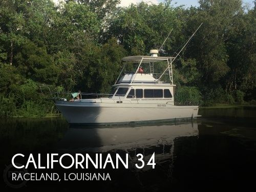 Used Californian Boats For Sale by owner | 1981 Californian 34