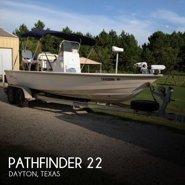 Used Pathfinder Boats For Sale by owner | 2006 Pathfinder 22