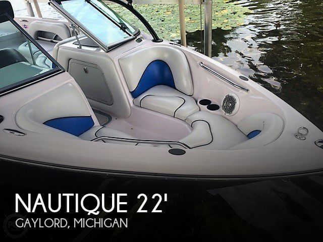 Used Nautique Boats For Sale by owner | 2005 Nautique AIR  SV 211