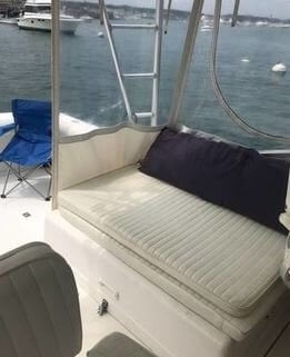 1991 Blackfin boat for sale, model of the boat is 29 Combi & Image # 7 of 40