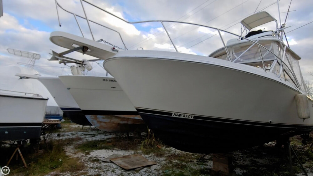 1991 Blackfin boat for sale, model of the boat is 29 Combi & Image # 14 of 40